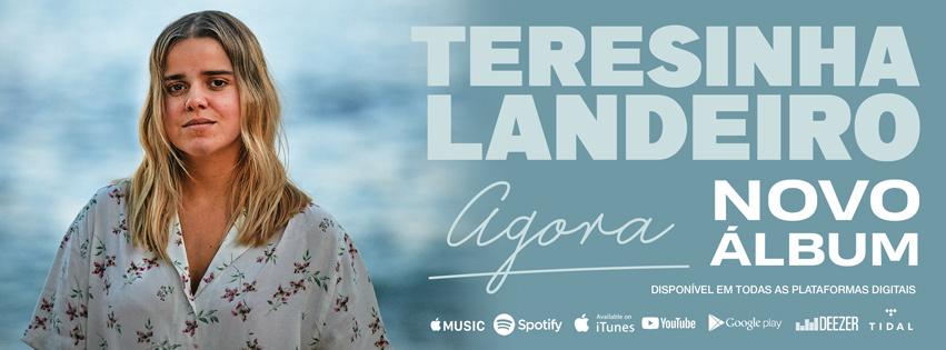 Teresinha Landeiro edita novo álbum